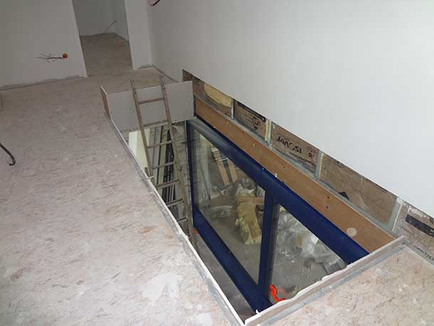 escalier renovation